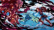 BOTW Ombre de Vent de Ganon Link Artwork