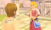 Zelda et Link 1 SS