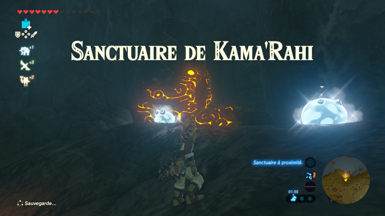 Sanctuaire de Kama'Rahi