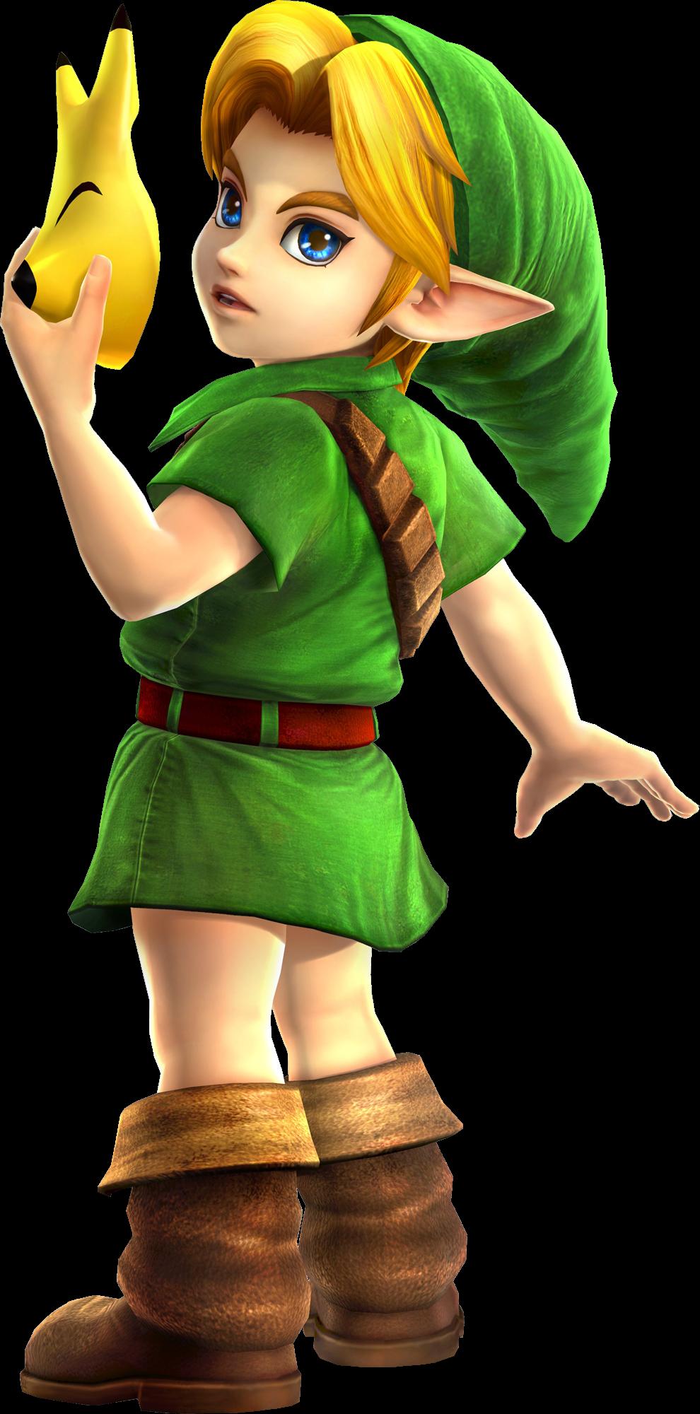 Young Link Hyrule Warriors Zeldapedia Fandom