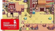 Cadence of Hyrule - Nintendo Treehouse Live