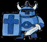 Ferrus Azul LoZ Artwork