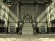 Templo del tiempo escalera