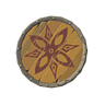 The Wooden Shield from Breath of the Wild