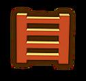 Hyrule Warriors Harp 8-Bit Stepladder (8-bit Harp)