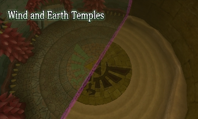 Wind and Earth Temples