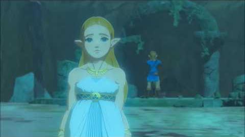 The Legend of Zelda Breath of the Wild - Die fehlende Kraft Erinnerung Cutscene (Nr