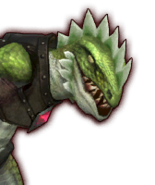 Hyrule Warriors Dinolfos (Dialog Box Portrait)