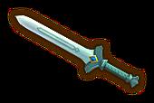 Hyrule Warriors Goddess Blade Goddess Sword (Level 1 Goddess Blade)