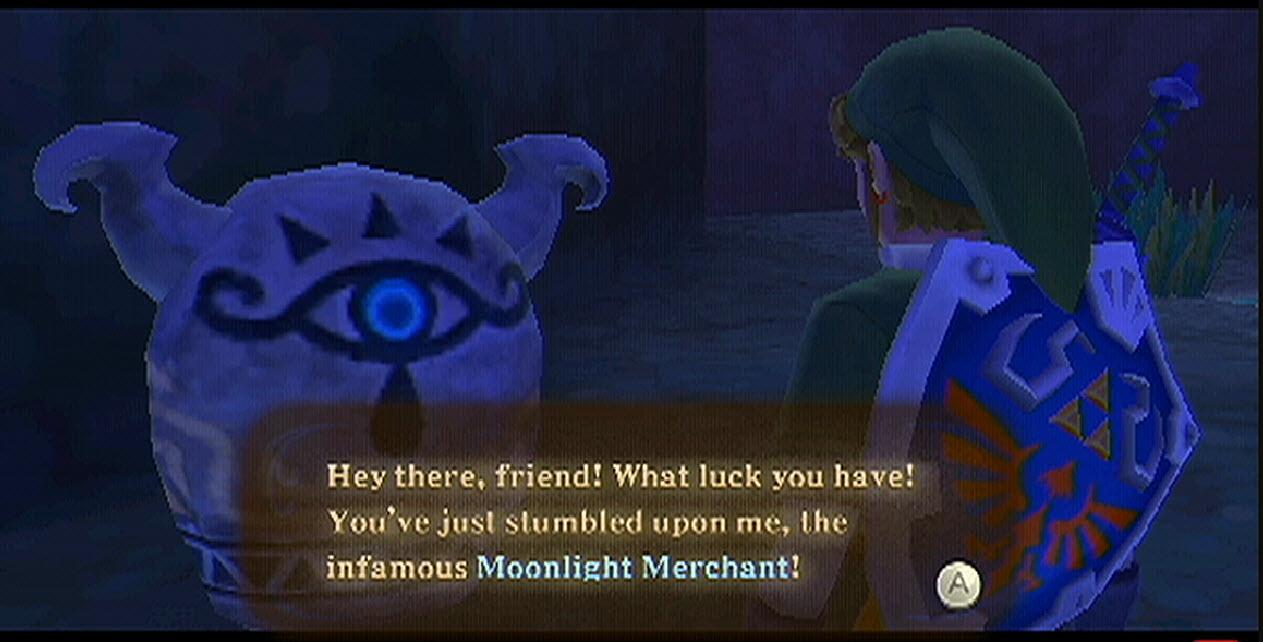 Moonlight Merchant