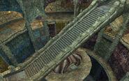 Santuario del lago escaleras TP