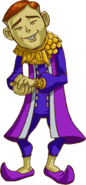 Happy Mask Salesman (Oracle of Ages)
