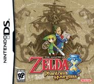 The Legend of Zelda - Phantom Hourglass (North America)
