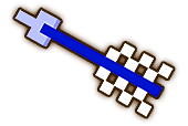 The 8-Bit Silver Arrow from Hyrule Warriors