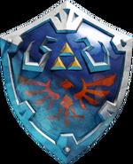 Hylian Shield SS Art