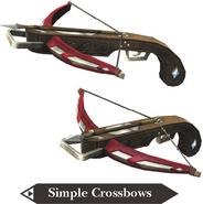 Hyrule Warriors Legends Crossbows Simple Crossbows (Render)