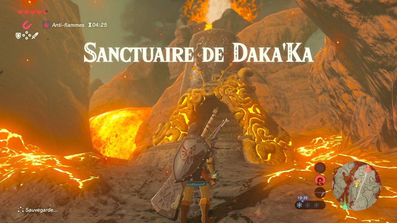 Sanctuaire de Daka'Ka