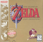The Legend of Zelda - Link's Awakening (Player's Choice)