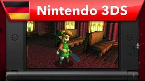 The Legend of Zelda A Link Between Worlds - Gameplay Trailer (Nintendo 3DS)