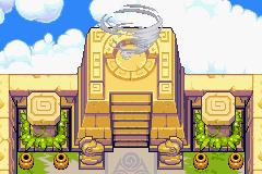 Palacio de los vientos (The Minish Cap)