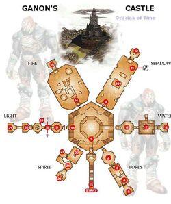 Mapa Castillo Ganon OoT.jpg