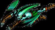 Link Zora artwork MM 3D
