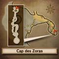 Carte Cap Zora 2 MM3D
