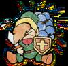 Link Bombes TLOZ