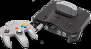 Nintendo 64 Consola