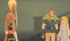 Zelda, Hergo et Impa