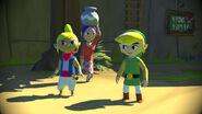 Tetra, Link y Helen captura TWWHD