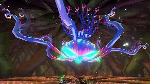Zelda Wind Waker HD Kalle Demos Boss Fight 2