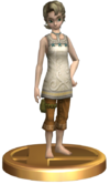 SSBB Ilia Trophy Model.png