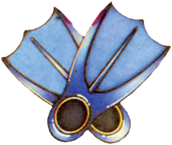 ALttP Zora's Flippers Artwork.png
