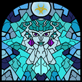 TWW Princess Ruto Stained Glass.png