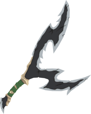 BotW Lizal Forked Boomerang Model.png