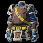 BotW Flamebreaker Armor Blue Icon.png