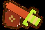 HW 8-Bit Wooden Sword Icon.png
