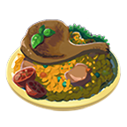BotW Gourmet Poultry Pilaf Icon.png
