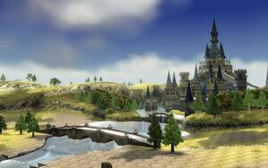 Hyrule Field Zelda Wiki