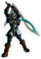 SSBB Fierce Deity Link Sticker Icon.png