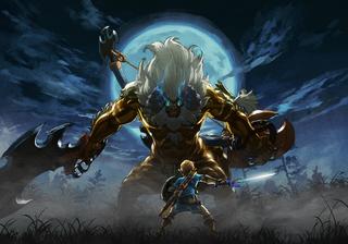 Golden Monster Zelda Wiki