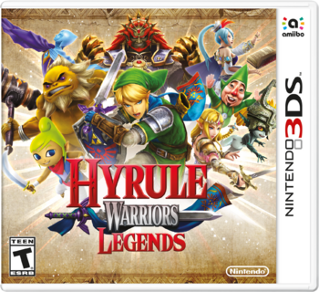 Hyrule Warriors Legends Zelda Wiki