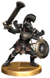 SSBB Darknut Trophy Model.png