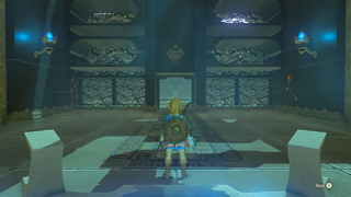 BotW A Major Test of Strength Shrine Interior Block.png
