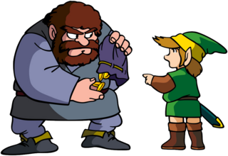 TLoZ Link and Merchant Artwork 3.png