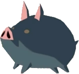 TWWHD Link (Pig) Model.png