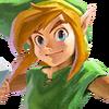 SSBU Link (A Link Between Worlds) Spirit Icon.png