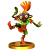 SSBfN3DS Skull Kid Trophy Model.png