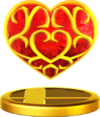 SSBfWU Heart Container Trophy Model.png